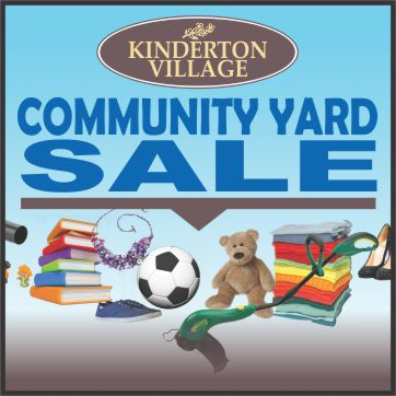 KV Yard Sale Sqr